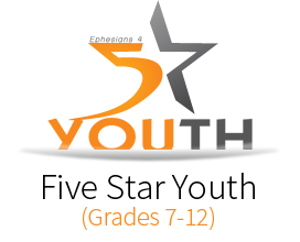 Five Star Youth Logo copy